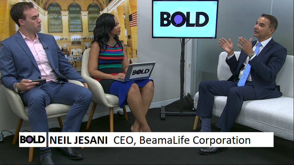 Bold TV with Neil Jesani Financial Planner